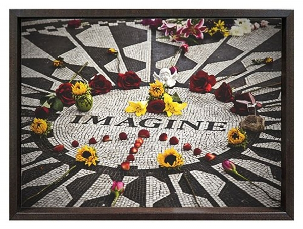 Audio Art - Music From The Past |Imagine by John Lennon