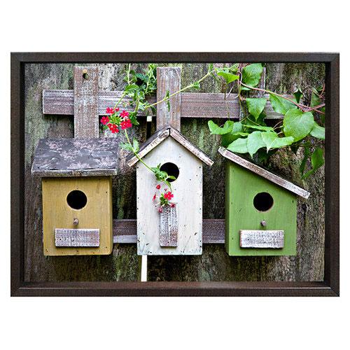 Sound Recollection | Birdhouses