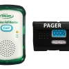 TL-2016R Monitor sends quiet wireless signal to pager for noise-free caregiver notification.