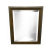 The stationary ADA mirror collection offers the perfect solution for standing and wheelchair accessible viewing.