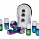 Aromatherapy gift box includes AromaAce diffuser and five bottles of essential oils