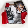Movie Star Gift Box includes a book, a DVD set and a memo game