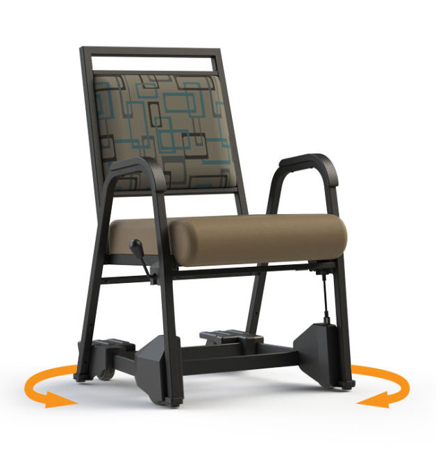 Aging in Place | Mobility chair for independent living - helps to age at home.