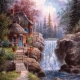 Tranquil Scene - 35 piece jigsaw puzzle for dementia