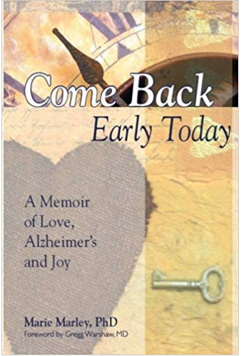 SUGGESTED BOOKS FOR CAREGIVERS - Come Back Early Today