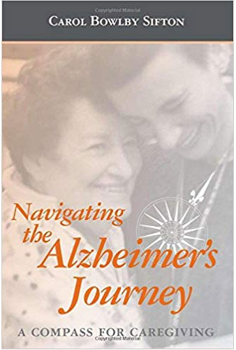 SUGGESTED BOOKS FOR CAREGIVERS - Navigating the Alzheimer's Journey