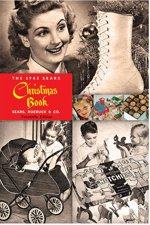 Sears 1942 Christmas Book