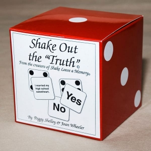 Shake Out The Truth - Memory Game for Alzheimer's