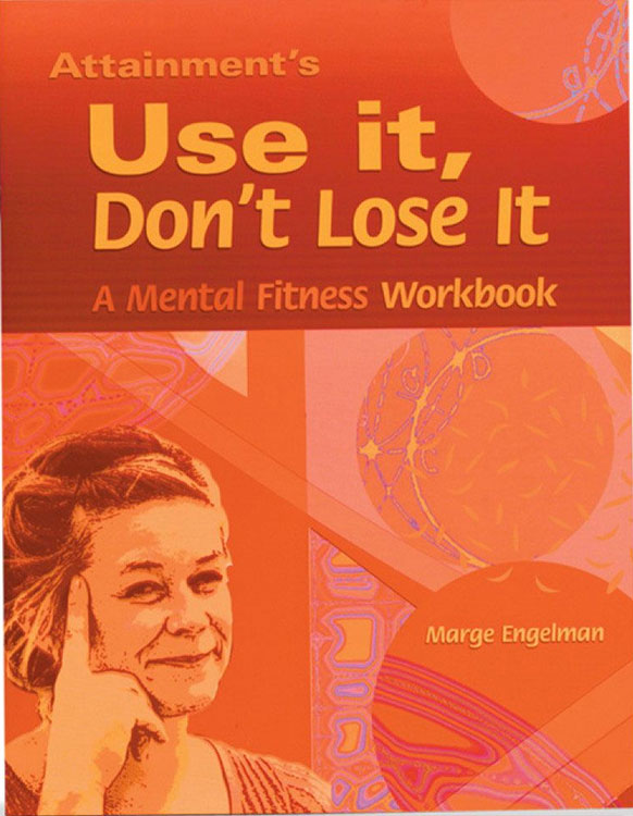 ACTIVITY BOOKS FOR DEMENTIA CARE - Use It Don't Loose It