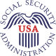 Social Security Emblem - How to Qualify for Social Security Disability Benefits with Alzheimer's