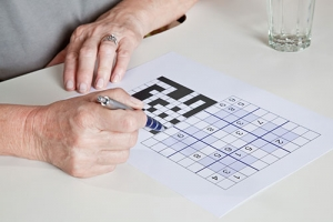 Puzzles for Alzheimer's and other types of dementia come in many forms, including jigsaw and crossword puzzles, paper puzzles, and more.