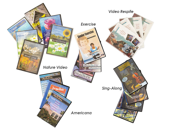 Video + DVDs for Professionals