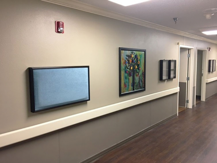 Texture and Tactile Art for professionals in dementia care