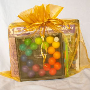Middle Stage Gift Bag - for people in the middle stages of Alzheimer's disease and moderate dementia.