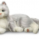 The JOY FOR ALL Companion Pet cats look, feel and sound like real cats